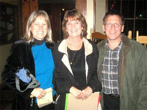 Bekki Mary and Glenn - 2007
