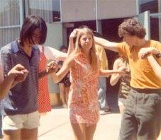 Michael, Vicki and Bob
