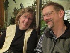 Siblings, Linda and Ken