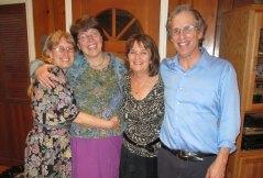 Bekki, Nancy, Mary, Dave